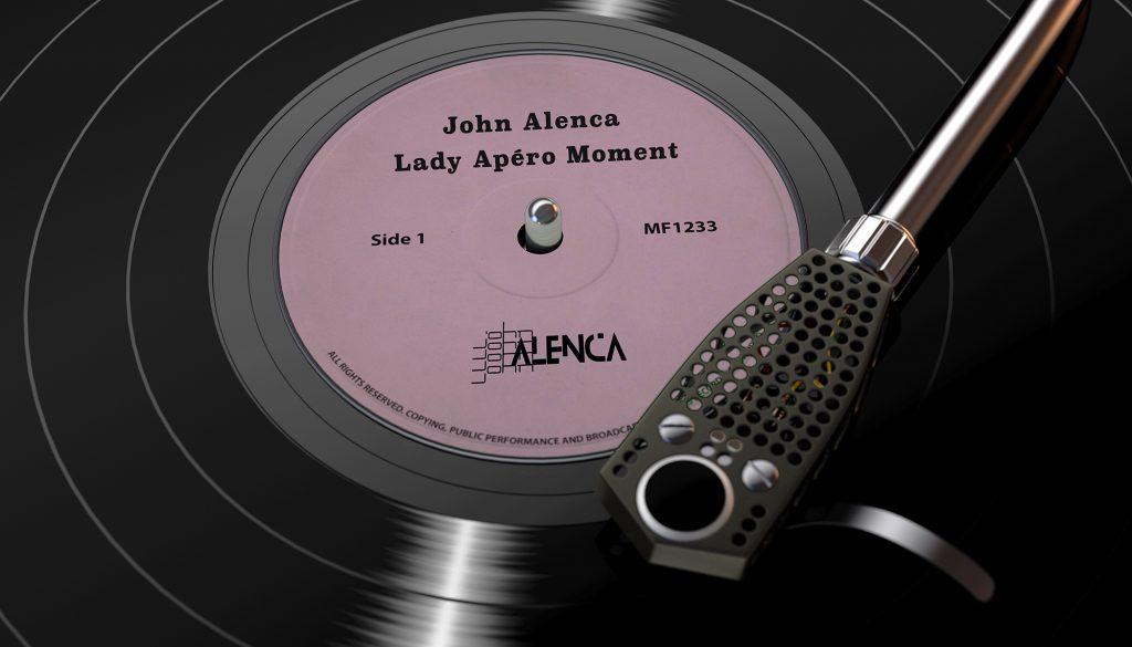Jonathan Sicart alis John Alenca Lady Apero Moment